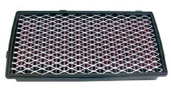 K&N REPLACEMENT FILTER エアフィルター FORD PICK UP F-SERIES 7.3 DSL 98-99 7300 【33-2123】