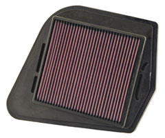 K&N REPLACEMENT FILTER エアフィルター CADILLAC CTS 2.8 AD32G 05-08 2G 2800 【33-2251】