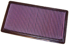 K&N REPLACEMENT FILTER エアフィルター JAGUAR S-TYPE 3 J01FB 99-02 FB 3000 【33-2266】
