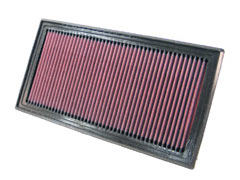 K&N REPLACEMENT FILTER エアフィルター DODGE CALIBER 2 PM20 07-10 A 2000 【33-2362】