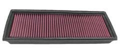 K&N REPLACEMENT FILTER エアフィルター VOLKSWARGEN GOLF 6 1.4 TSI ハイライン (160ps) 1KCAV 09- CAV 1400 【33-2865】