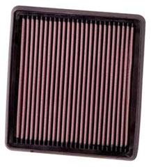 K&N REPLACEMENT FILTER エアフィルター ALFA ROMEO MITO 1.4 TURBO 955141 09- 199A8 1400 【33-2935】