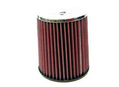 K&N REPLACEMENT FILTER エアフィルター NISSAN リベルタ ビラ SN12 Diesel 84.03-86.10 CD17 1700 【E-2210】