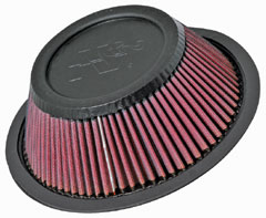 K&N REPLACEMENT FILTER エアフィルター TOYOTA MR2 AW11 SuperCharger 86.08-89.09 4A-GZE 1600 【E-2605-1】
