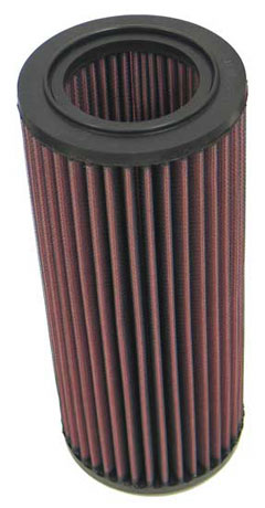 K&N REPLACEMENT FILTER エアフィルター FIAT PUNTO 1.8 HGT ABARTH 130ps 188A1 00-01 1800 【E-2862】