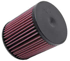 K&N REPLACEMENT FILTER エアフィルター AUDI A8 4H(D4) 4.0 TFSI QUATTRO 4HCEUF/4HCEUL 12- CEU 【E-2999】