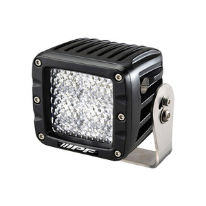IPF 600 series 2inch CUBE バックランプ 【642BL】 600 シリーズ 2 インチ バックランプ (12V/24V共通) (1個入) | アイピーエフ BACK LAMP 明るい オフロード アウトドア 4WD おすすめ バックライト