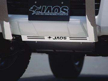 JAOS ジャオス スキッドプレート 3 【B250063】 プラド 120系