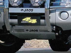 JAOS ジャオス スキッドプレート 3 【B250372】 パジェロ ミニ H58系 キックス H59系