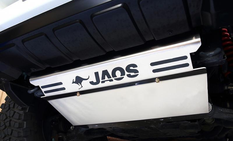 JAOS ジャオス スキッドプレート type R FJクルーザー 10+ 【B262065】 10.11- ALL
