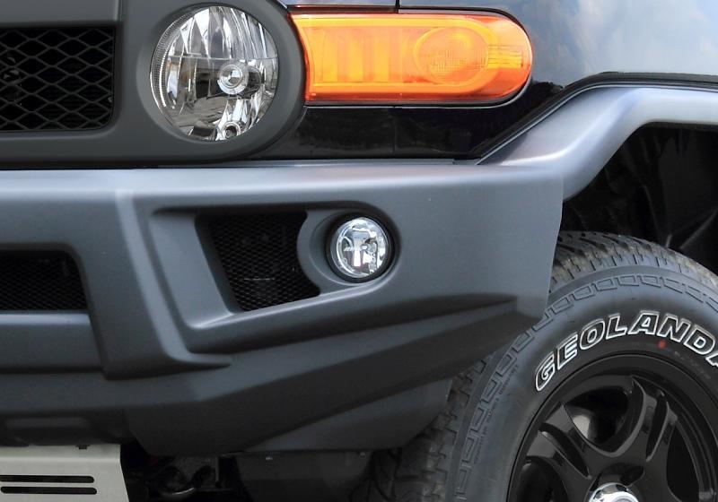 JAOS 987フォグランプセット クリアレンズ FJクルーザー 10+ 【B575001】 10.11- フロントスポーツカウル付車