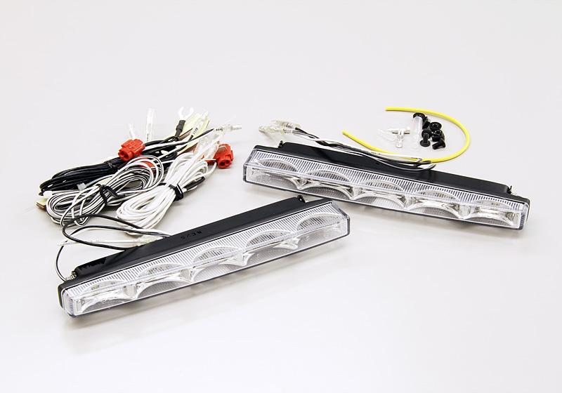 JAOS ジャオス デイランプセット フロントバンパーガードオプション 【B581066】 プラド 150系