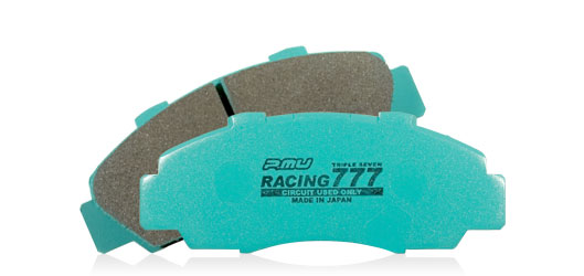 Projectμ プロジェクトミュー ブレーキパッド RACING777【R960】 SUBARU REAR用