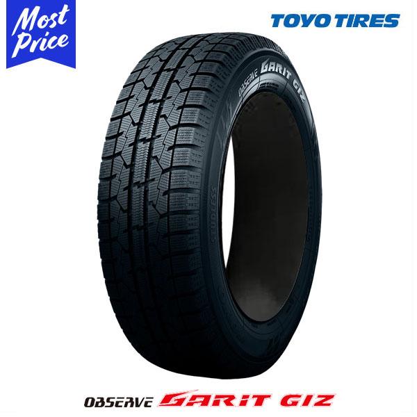 スタッドレスタイヤ 205/60R16 92Q トーヨータイヤ オブザーブ ガリット GIZ 単品1本
