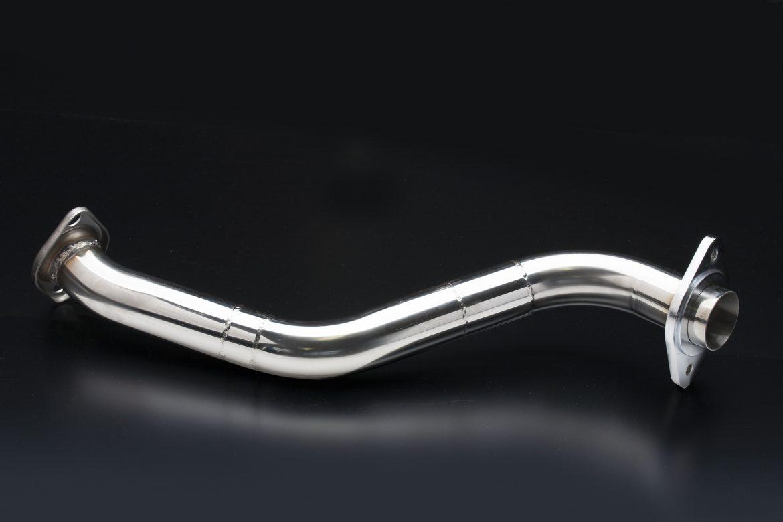 トラスト TRUST フロントパイプ スズキ スイフトスポーツ 17/09- CBA-ZC33S K14C 【10590612】 | マフラー 排気系 エキマニ サイレンサー 触媒 ブーストアップ カー用品 車用品 カーパーツ ドレスアップ