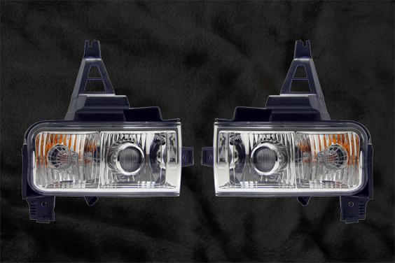TT4(タケトシ) Land Crusier 200(ランドクルーザー200) URJ202W, UZJ200W フォグランプVer 2 (4灯タイプ)【TYT_LC20A_LTB311】