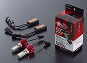 ヴァレンティ(Valenti) ジュエル LED フォグ エクスチェンジバルブ 6000K HB4 【LD02-HB4-60】