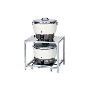 リンナイ 業務用炊飯器オプション 炊飯器置台 RAE-103