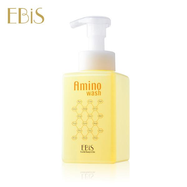 楽天市場 エビス ebis アミノウォッシュ エステサロン用400ml 洗顔