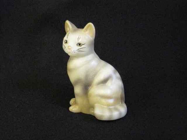 フェントン  茶トラの猫