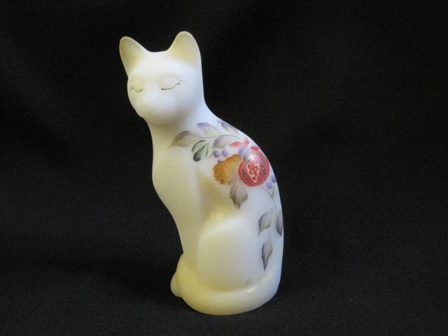 フェントン  English Roseな猫
