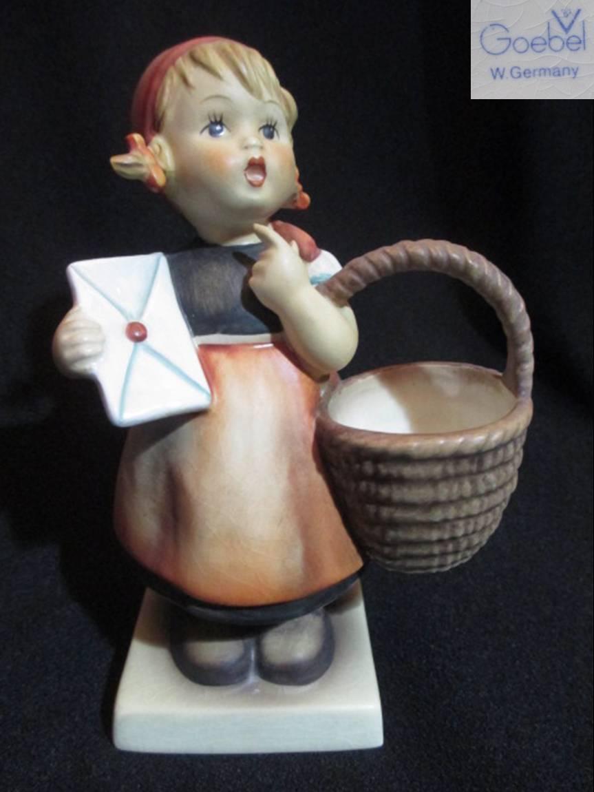 【Hummel】 フンメル人形 Meditation