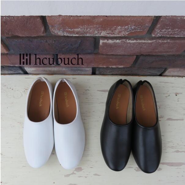 hcubuch(フーブ)はまづと カウレザーサボ cow leather サボ 牛革 H095 【CN】