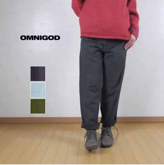 OMNIGOD(オムニゴッド)ボーイズベイカーパンツ 53-690S