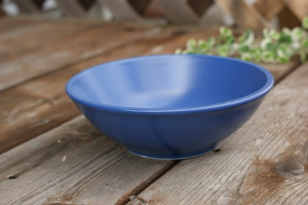 アメリカの著名なデザイナーによるデザイン ■リンドスタイメスト■ビビッドブルー 爆買い送料無料 青色 日本正規品 カラー食器 ボウル16.5cm
