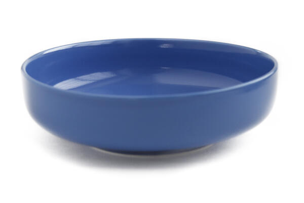 アメリカの著名なデザイナーによるデザイン 買い取り ■リンドスタイメスト■ BLUE ブルー 青色 26cm■ 10ボウル 激安通販専門店 ボウル 大 カラー食器