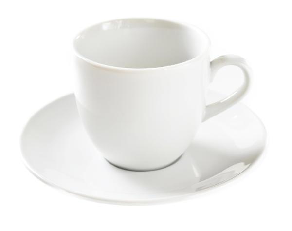 ホテル仕様 日常 業務用に 4客セット 白い食器 [再販ご予約限定送料無料] 在庫あり ホワイト 純白 アメリカン ソーサー カップ