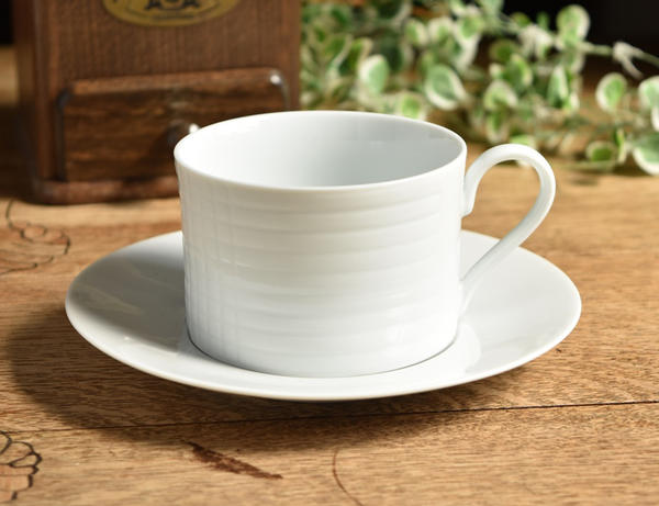 High-quality white porcelain swid powell. Itu0027s clear Cup u0026 Saucer ??te & Motherskitchen | Rakuten Global Market: White luxury porcelain swid ...