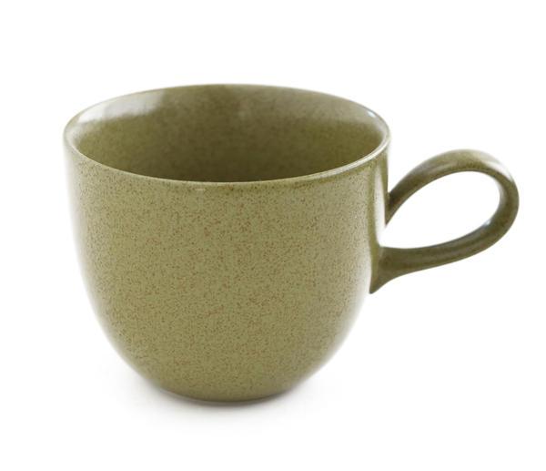 アメリカの著名なデザイナーによるデザイン 高級 リンドスタイメスト MOSS モス 苔色 緑色 珈琲カップ マグカップ ついに入荷 ティー ココア カラー食器 ミルク コーヒー