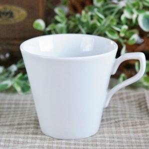 お洒落なスタイル シャープでシンプル 特別セール品 アーバンライフ (訳ありセール 格安) 白いマグカップ しろい 白い 高級白磁 白い器 ホワイト 白い食器 白い陶器