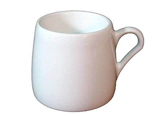空気の断熱効果で温かさ 冷たさが長持ちします 高級白磁 断熱2重構造 サーモカップ しろい 正規品 白い陶器 白い器 ホワイト 白い食器 コンビニ受取対応商品 ☆新作入荷☆新品 白い