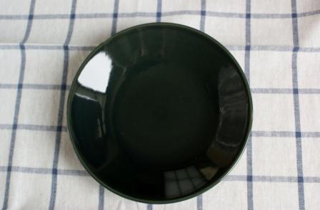 懐かしい和風テイスト 予約 WEB限定 リンドスタイメスト TEALティール深緑パン皿 小皿■16.5cm カラー食器