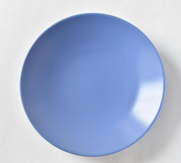 アメリカの著名なデザイナーによるデザイン ■リンドスタイメスト■BRIGH BLUE ブライトBLUE ブルー lindt 安い 青色 stymeist カラー食器 パン皿16.5cm 本日の目玉
