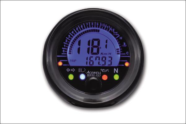 ACEWELL 多機能デジタルメーター(MD052-353シリーズ) MD052-353