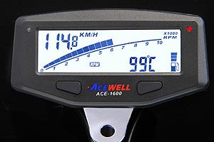 ACEWELL 多機能デジタルメーター(ACE-1600タイプ) ACE-1600