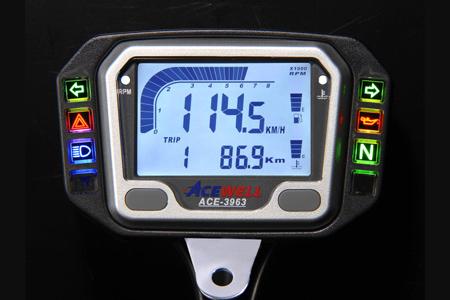 ACEWELL 多機能デジタルメーター(ACE-3963タイプ) ACE-3963