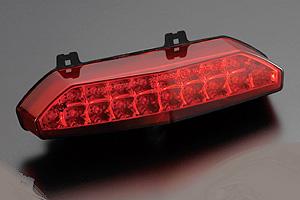POSH Faith LEDテールランプユニット(レッド)/ZRX1200DAEG 072090-90