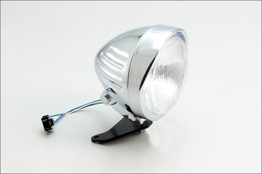 HURRICANE 5.5ハイパワースリット ヘッドライトkit/レブル250[MC49]・ レブル500[PC60] HA5648