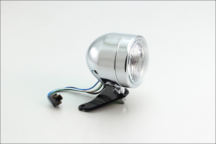 HURRICANE 4インチ ブレット ヘッドライトkit/レブル250[MC49]・ レブル500[PC60] HA5737