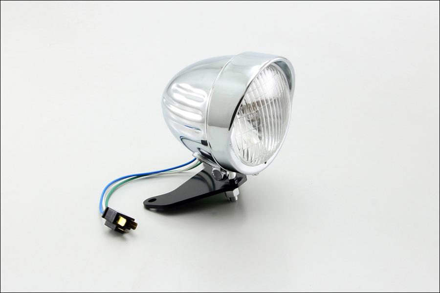 HURRICANE 4.5スリット ヘッドライトkit/レブル250[MC49]・ レブル500[PC60] HA5743