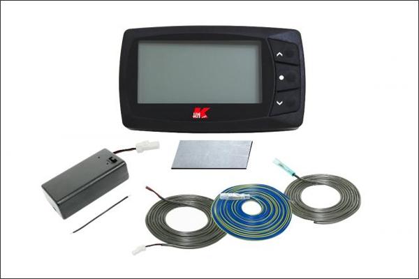【あす楽対応】KN企画 KOSO×KN RPMロガー(記録機能付タコメーター) KS-M-RPML