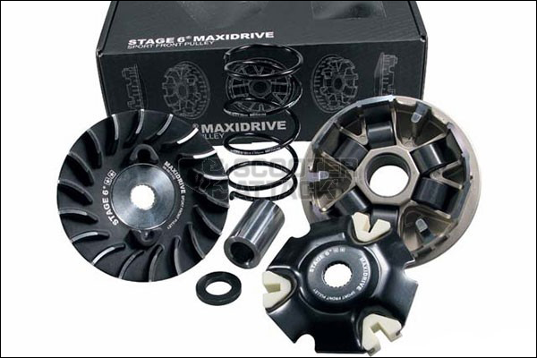KN企画 STAGE6 Variator Kit Stage6 MAXIDRIVE/Vespa LX 125cc S6-5814103