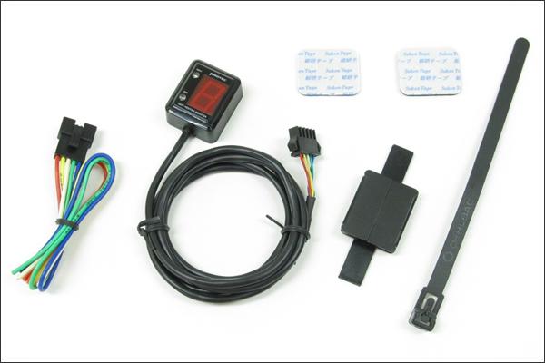 PROTEC ハーレー(キャンバスシステム車)用 シフトポジションインジケーター SPI-HD3