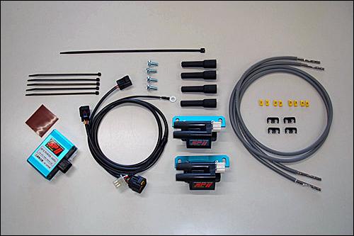 ASウオタニ CB1300(FI車) [SC54] (2003年-) SP2パワーコイルキット(ボルトオンセット) 1016P