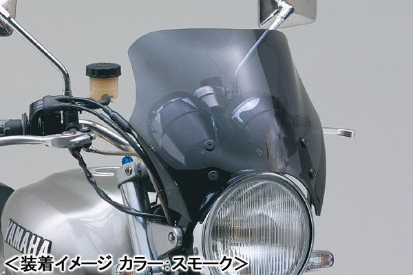 DAYTONA XJR1200[4KG]用/「Blast Barrier」+「車種専用ステー」セット 29885-SET