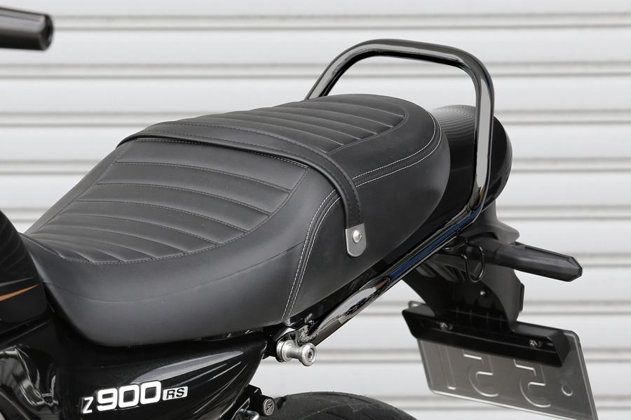 KIJIMA Z900RS・Z900RS CAFE タンデムグリップ(ブラック) 210-5442